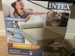 """Airbed Queen size 18"""" for Sale in Casper, WY"""