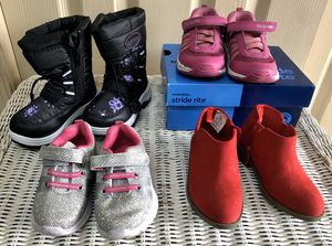Toddler shoes size 6 and 7 for Sale in Virginia Beach, VA