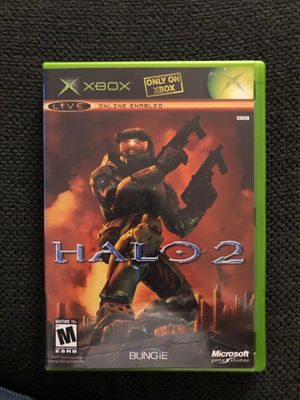 Halo 2 (XBOX - Like New) for Sale in Daniels, MD