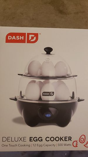 Deluxe Egg cooker for Sale in Colorado Springs, CO