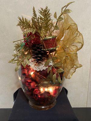 Potpourri Lighted Jar for Sale in Fort Lauderdale, FL