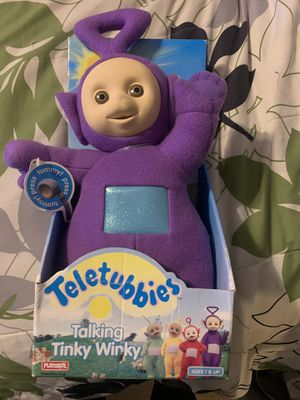 Teletubbies. Tinky Winky for Sale in Fort Washington, MD