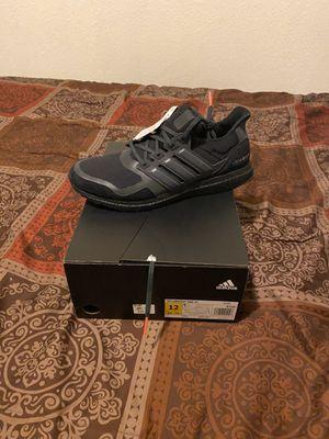 Adidas Ultraboost Tripple Black for Sale in Mount MADONNA, CA