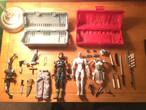 GI Joe Storm Shadow and Spirit action figures for Sale in Davidsonville, MD