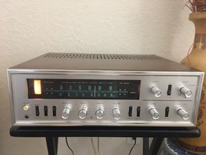 Vintage Sansui Tr-707A Stereo Receiver for Sale in Houston, TX