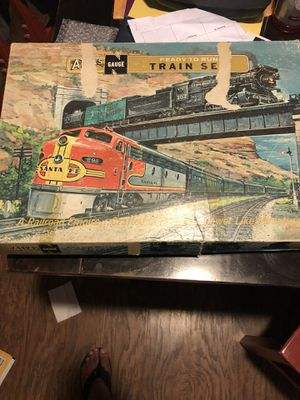 Atlas n gauge ready to run train set complete for Sale for sale  Menifee, CA