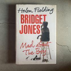 Bridget Korba Mad About A Boy Book Story Teller Helen Fielding Sitcom for Sale in Los Angeles,  CA