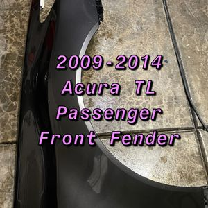2009-2014 Acura TL Right Passenger Front Fender for Sale in Oswego, IL