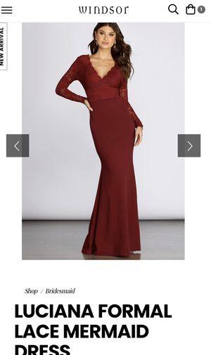 Formal Mermaid Dress Size L for Sale in Phoenix, AZ