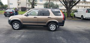 2004 HONDA CRV EX ALL WHEEL DRIVE 4X4 CLEAN TITLE 90 KMILES for Sale in Davie, FL