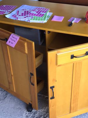 Sewing Cabinet for Sale in Interlochen, MI