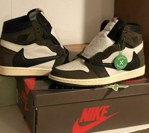 "AIR JORDAN 1 HIGH OG TS SP ""TRAVIS SCOTT"" for Sale in Houston, TX"