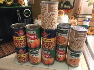 Free can goods for Sale in Hialeah, FL