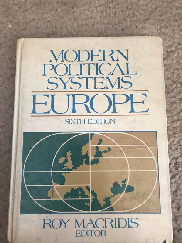 Modern Political Systems Europe