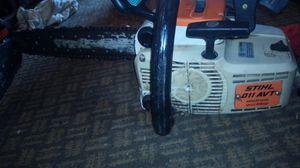 Stihl 011 avt chainsaw for Sale in Fresno, CA