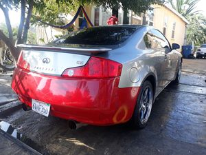 2003-2006 Infiniti g35 coup partes. (only parts) for Sale in Monterey Park, CA