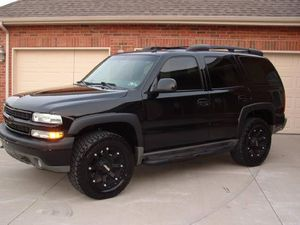 03 Chevy Tahoe Z71 fully loaded $1OOO for Sale in Dallas, TX