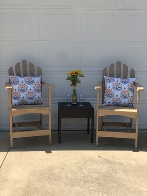 Tall wooden beach chairs for Sale in Willoughby, OH