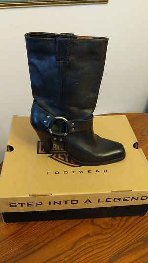 Harley Davidson Riding Boots - Women's for Sale in Sully Station, VA