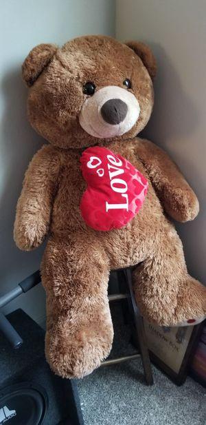 Giant Stuffed Bear for Sale in Houston, TX