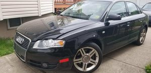 2007 Audi A4 2.0Turbo Quattro for Sale in Bridgeport, CT
