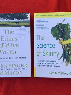 Diet Health Wellness Science Books for Sale in Santa Ana,  CA