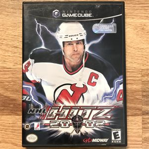 NHL Hitz 2002 GameCube Game for Sale in Banning, CA