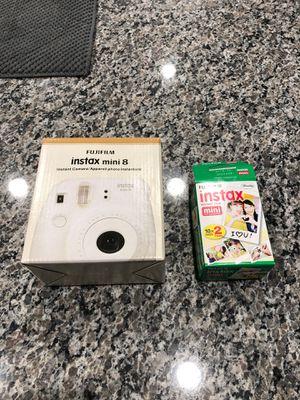 Fujifilm Instax Mini 8 Camera and Film for Sale in Valencia, CA
