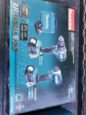 Brand new makita set for Sale in Plymouth, MA