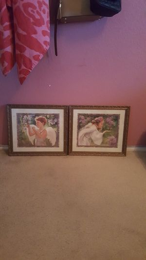 Home decor Set of 2 for Sale in Tolleson, AZ