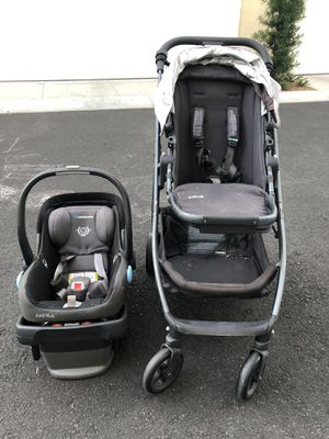 UPPAbaby Stroller and Car Seat for Sale in Mission Viejo, CA