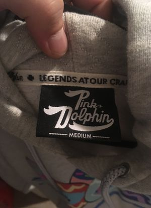 *Rare* Pink Dolphin Hoodie for Sale in Hayward, CA