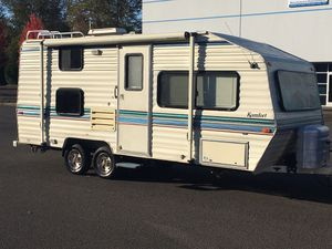 94 comfort sleeps 3 to 4 people are probably very nice garage kept must-see looks good road ready hamper special 20 footer for Sale in Vancouver, WA