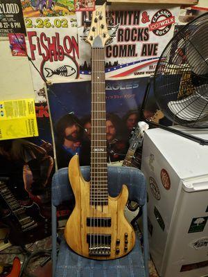 ESP Ltd. B-206SM Six string bass for Sale in Boston, MA