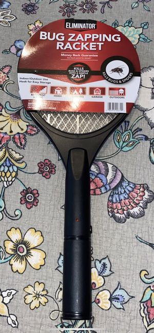 Bug zapping racket for Sale in Sioux Falls, SD