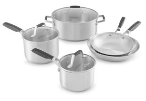 Select by Calphalon™ 8 Piece Stainless Steel Cookware Set for Sale in Lawrenceville, GA