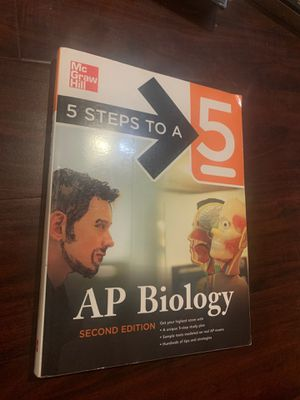 AP biology text book. for Sale in Pasadena, CA