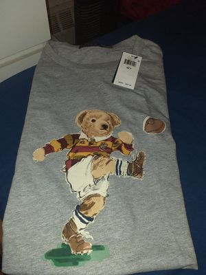 Polo Ralph Lauren kicker bear t shirt for Sale in Brooklyn, NY