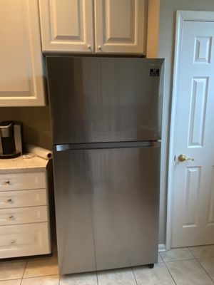 New refrigerator used 1 week for Sale in Whitehouse Station, NJ