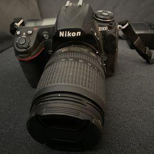 Nikon D300 DSLR Camera for Sale in Los Angeles, CA