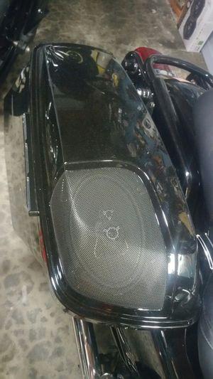 14 up Harley saddlebag speaker lids (5×7) for Sale in Seattle, WA