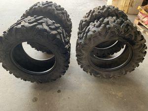 Maxxis Bighorn 2.0 UTV Tires for Sale in Kerman, CA