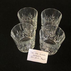 Drambuie Scotch glasses ***Reduced*** for Sale in Mesa, AZ