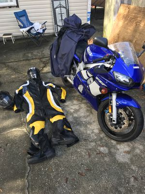 Yamaha YZF r6... LOW Miles for Sale in Jacksonville, FL