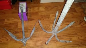 Boat anchors for sale!!! for Sale in Tuckerton, NJ