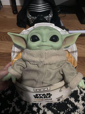 11 inch Baby Yoda Plush for Sale in Allen, TX