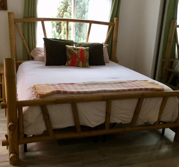 Bamboo Bed Frame King Size Dana Point For Sale In Dana