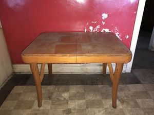 Wood Kitchen table for Sale in Chicago, IL