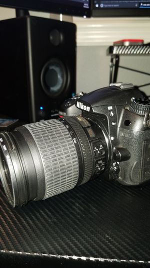 Nikon D7000 16.2 megapixel DSLR with 2 Lenses & Accessories for Sale in Fontana, CA