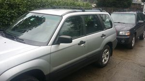 Parting out two 2004 Subaru Forester interior parts for Sale in Seattle, WA